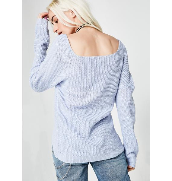 Move Along Wrap Sweater