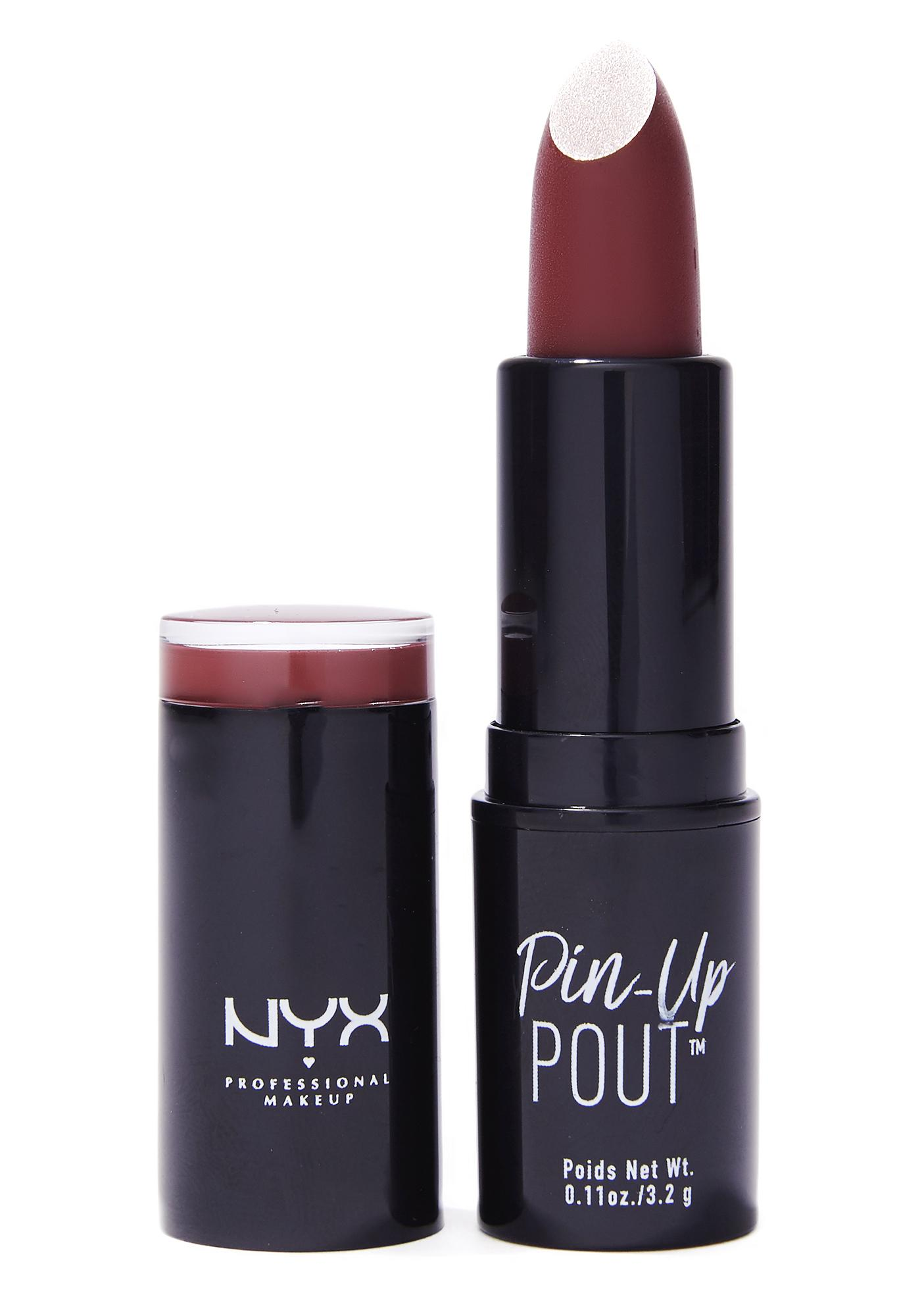 NYX Professional Makeup Pin-Up Pout Lipstick-0