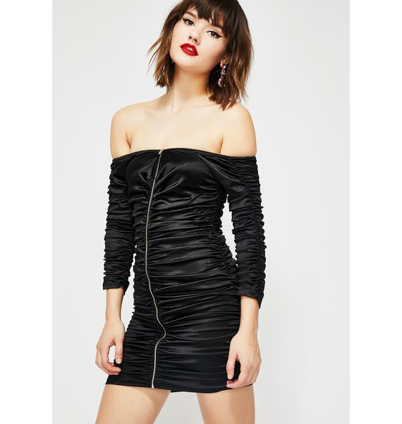 Sinful Siren Sass Mini Dress