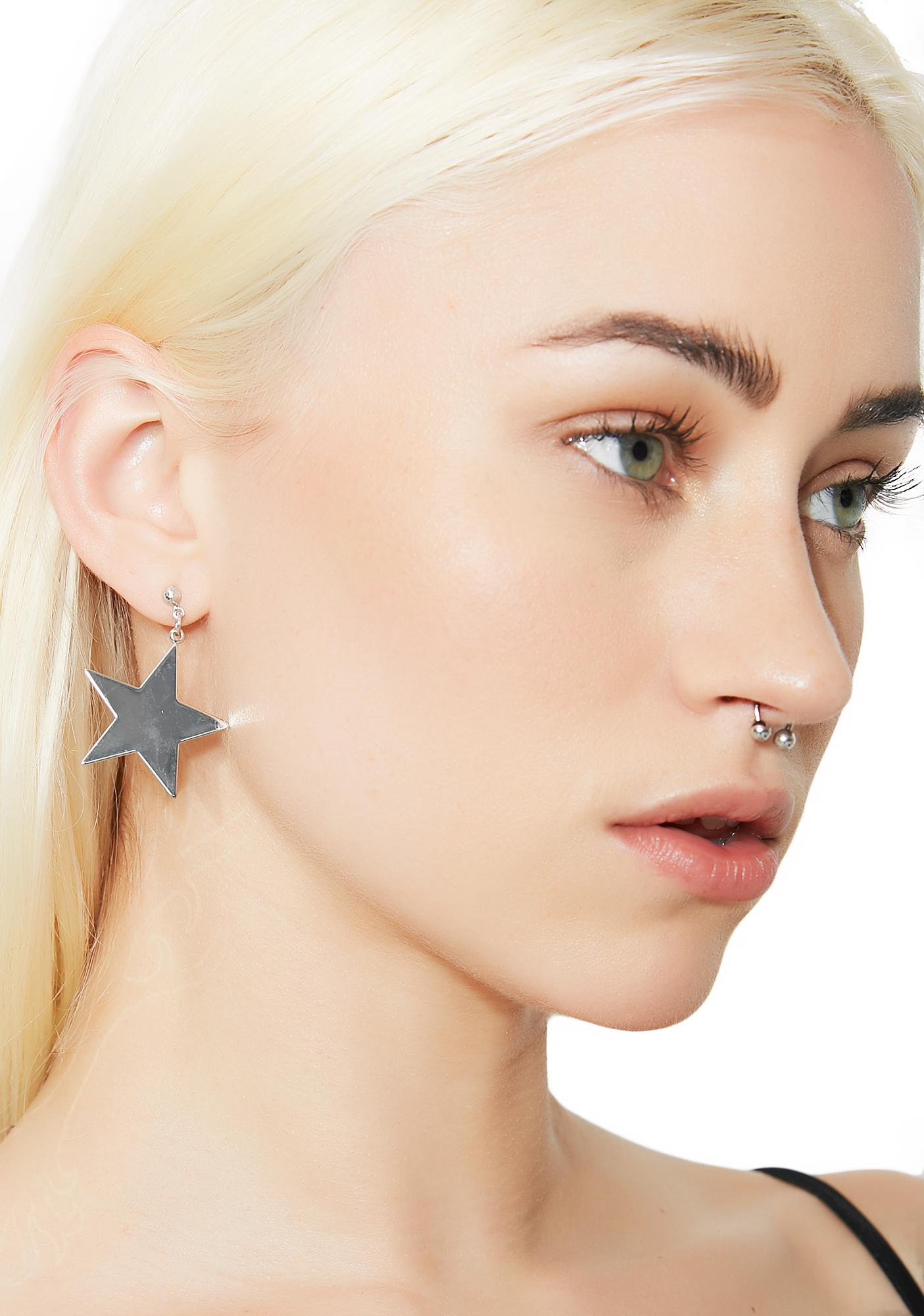 Big Bang Mismatch Earrings