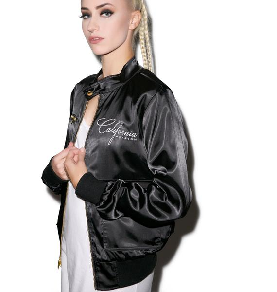 Joyrich Exclusive Beverly Hills Seal Jacket
