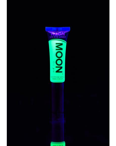 Neon Intense Green UV Eyeliner