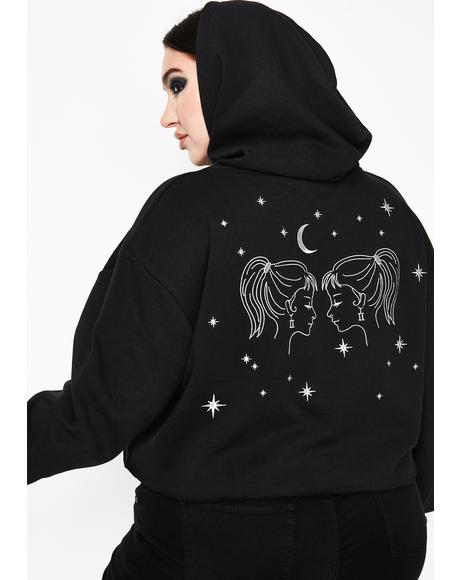Got Gemini Magick Graphic Hoodie
