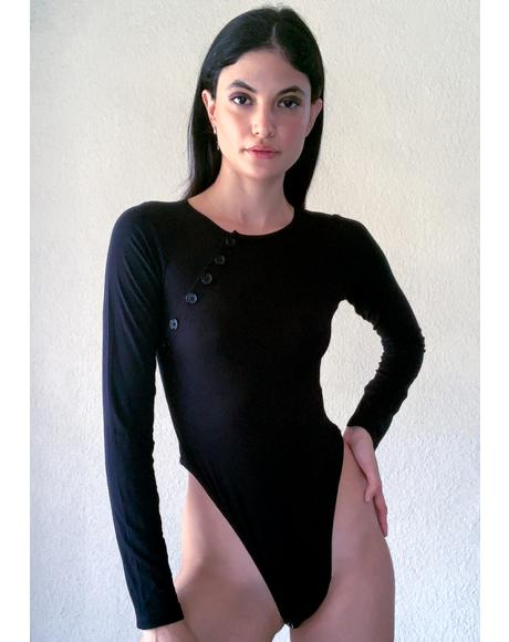 Professional Finesse Long Sleeve Bodysuit