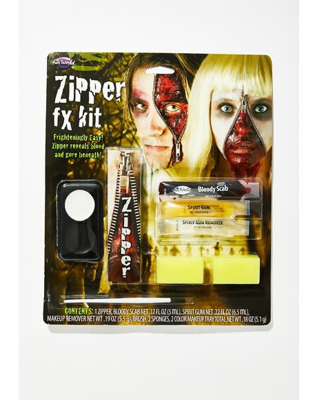 Zip Ya Face Makeup Kit