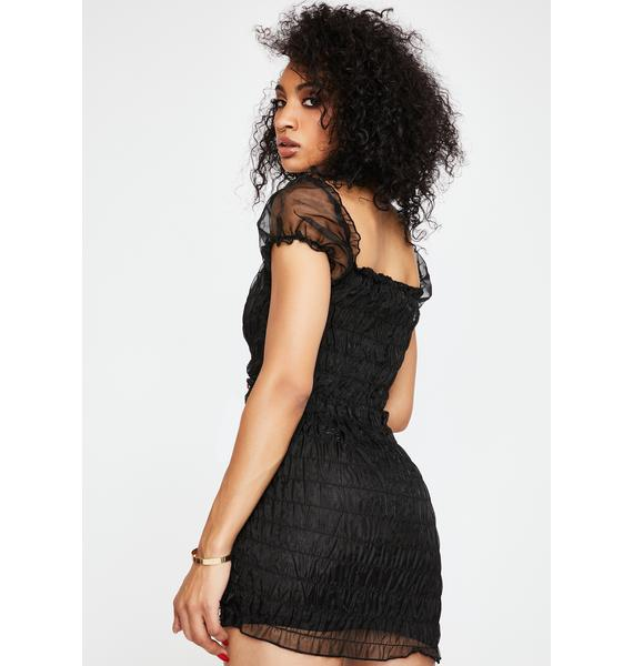 Motel Lenira Mini Dress