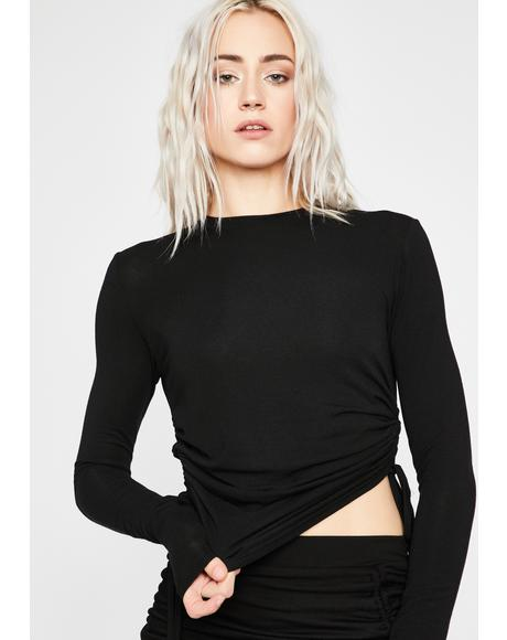 Heightened Heaux Crop Top