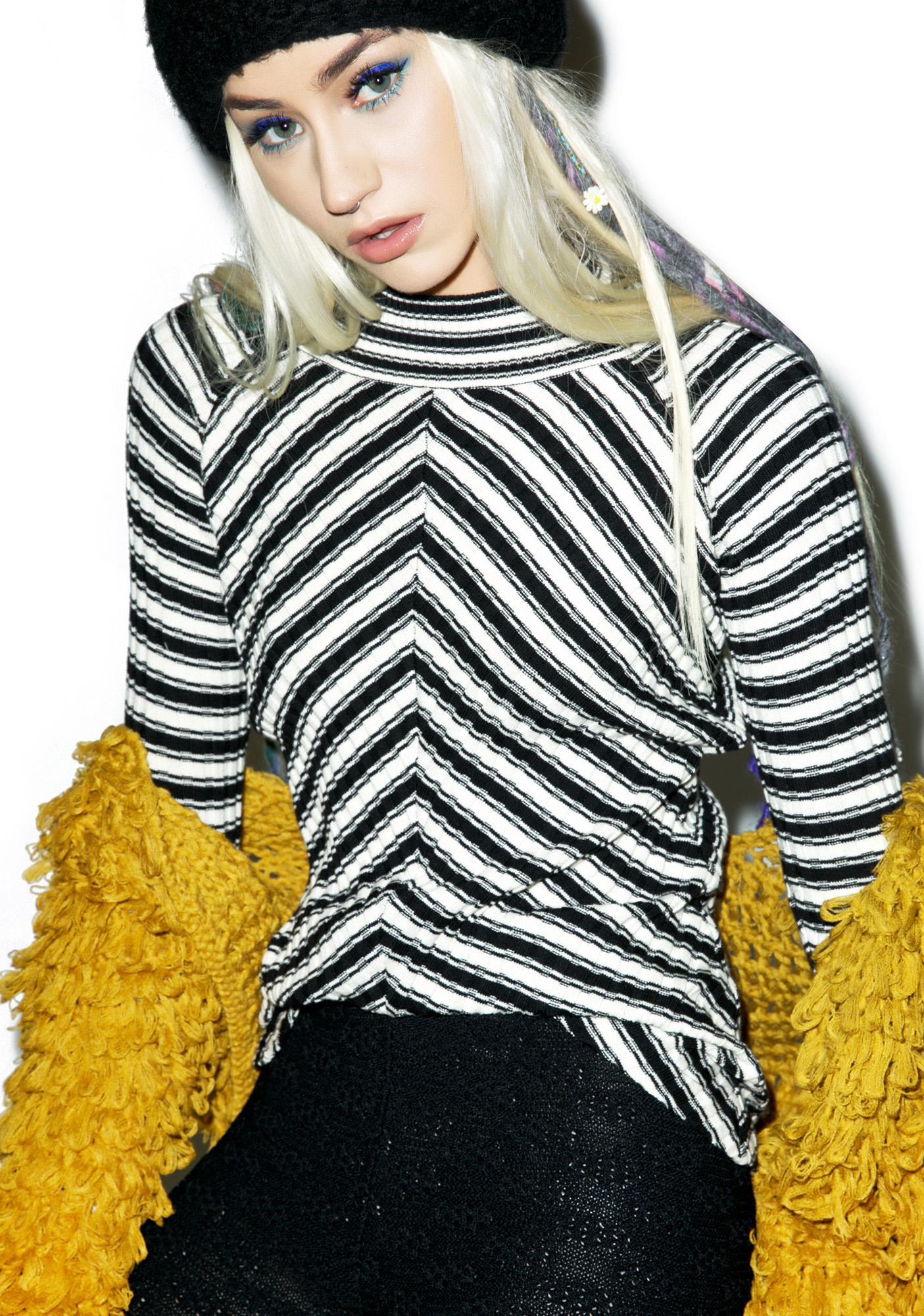 For Love & Lemons Ziggy Sweater
