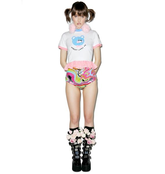 Lazy Oaf Nobody Loves Me Tee