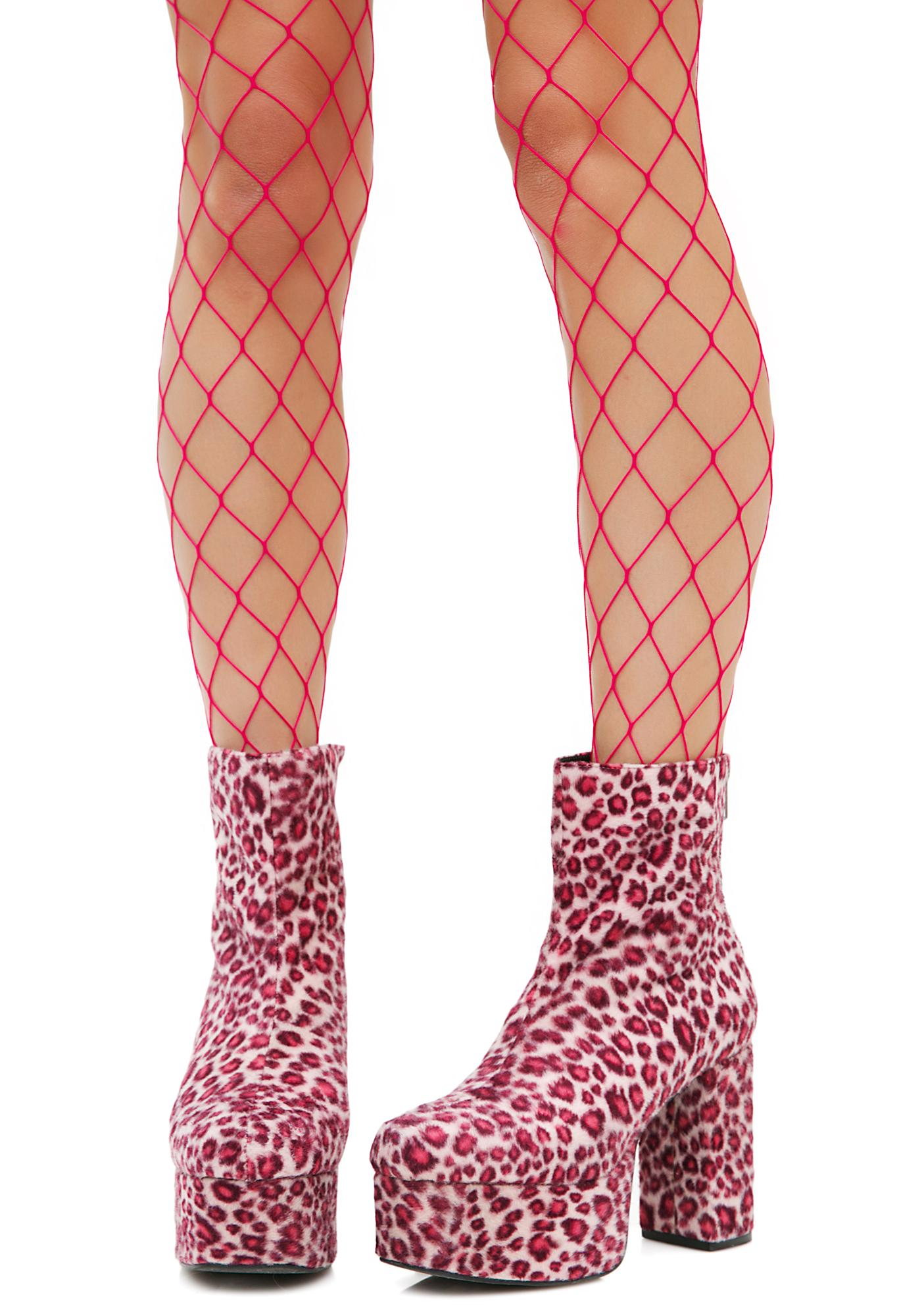 In Love Fishnet Tights