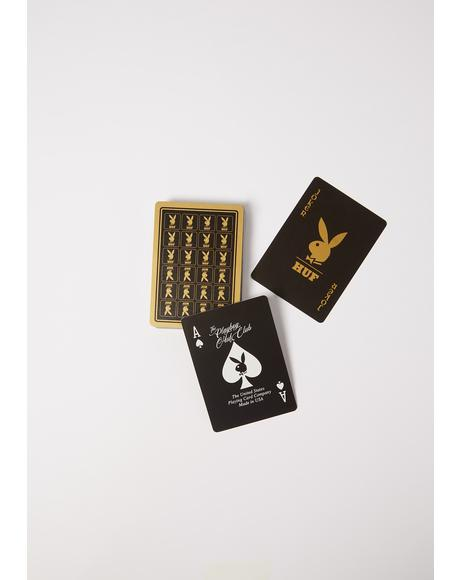 x Playboy Playing Cards