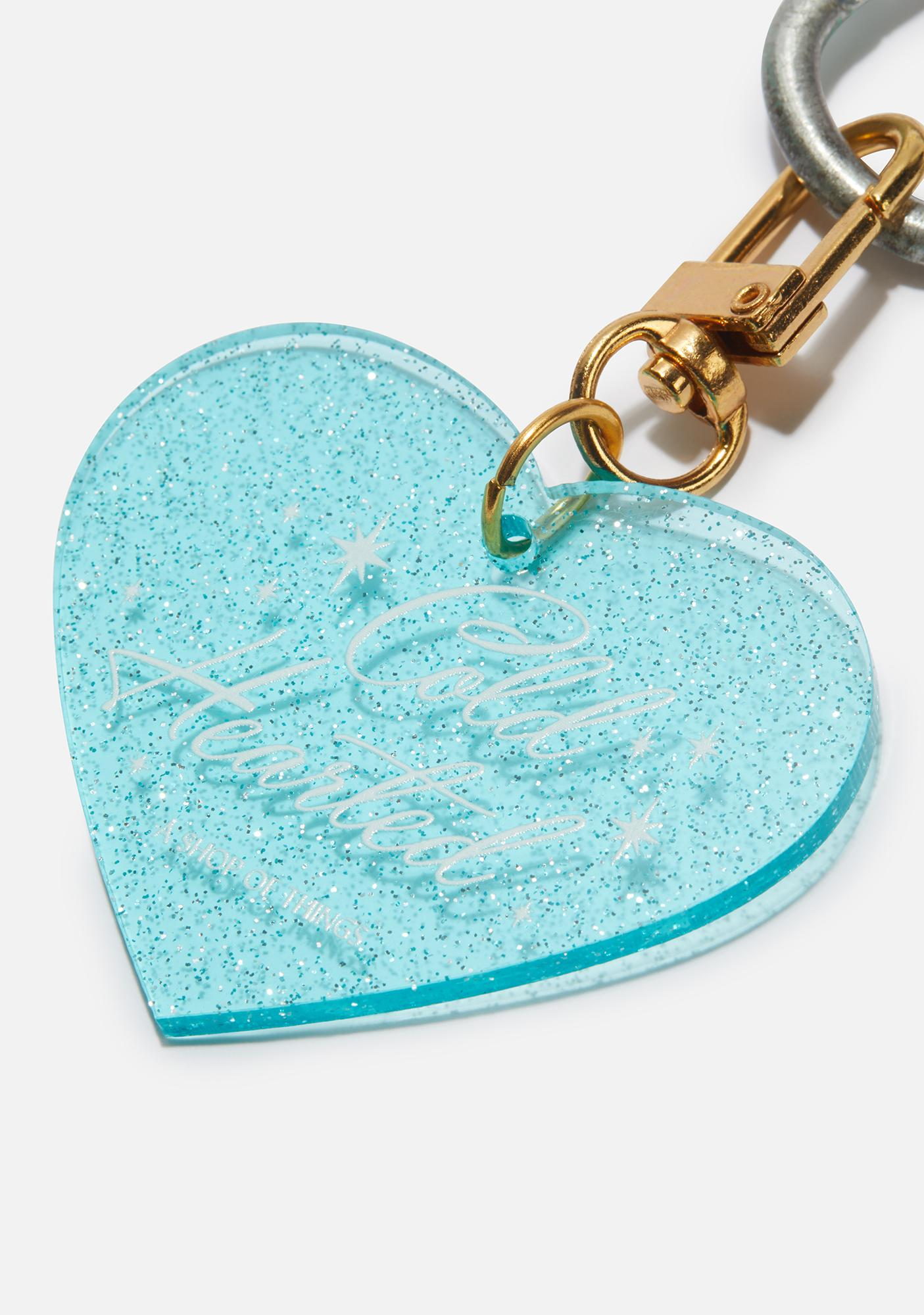 A Shop of Things Cold Hearted Keychain