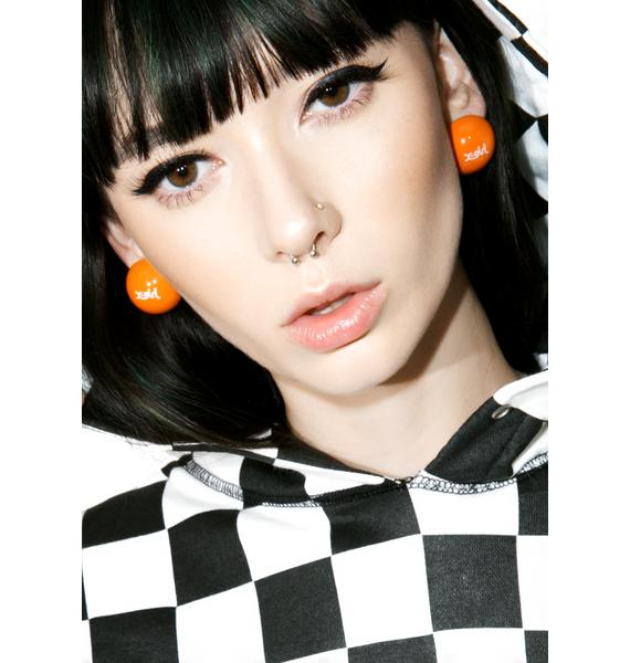 x-Girl Ball Post Earrings
