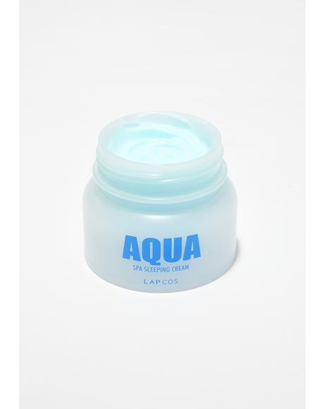 Aqua Sleeping Cream
