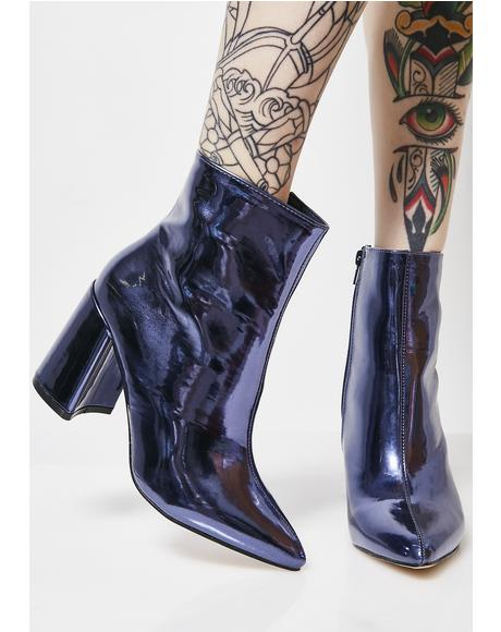 Alpha Ankle Boots