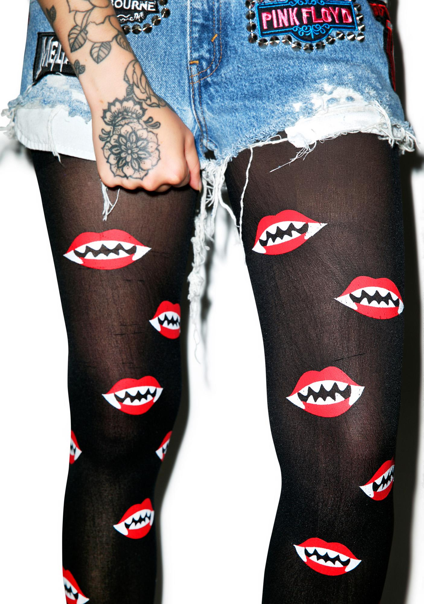So Bite Me Tights