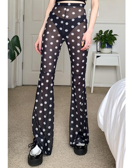 Blossom Babe Flare Pants