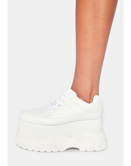 Pay The Bills Platform Sneakers