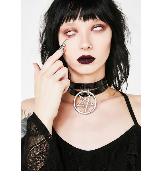 Killstar Infernal Choker