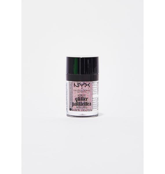 NYX Beauty Beam Metallic Glitter