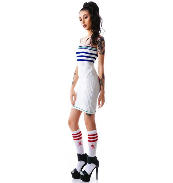 The Slain Sweater Midi Dress