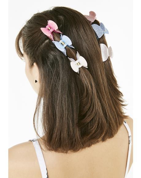 Stylin' Lady Hair Clip Set