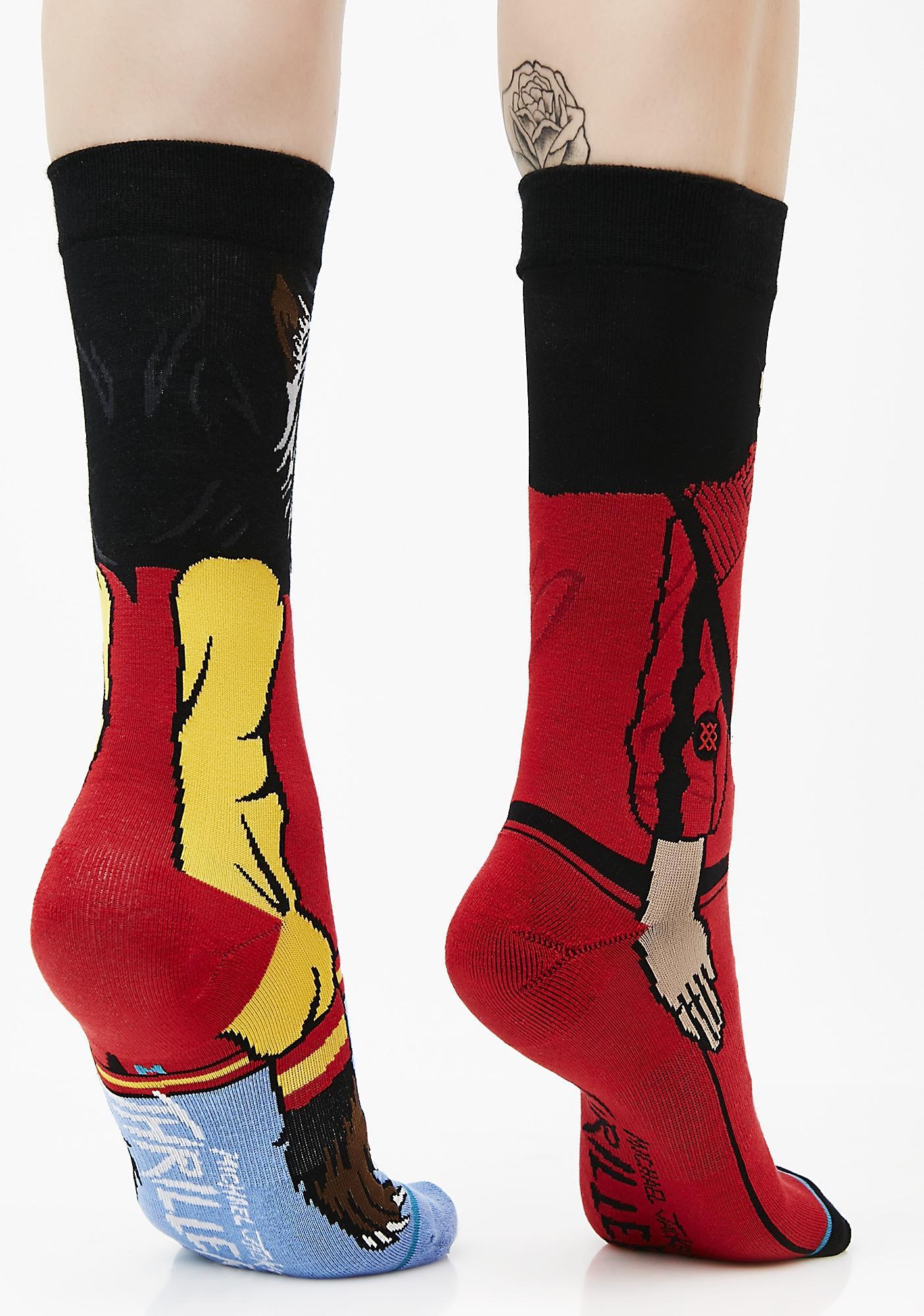 Stance Michael Jackson Socks