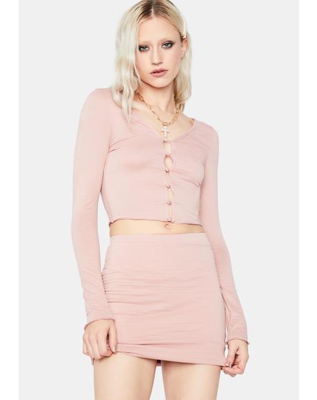 Like The Movies Skirt Set
