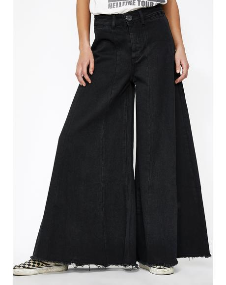 Rad Reputation Wide Leg Jeans