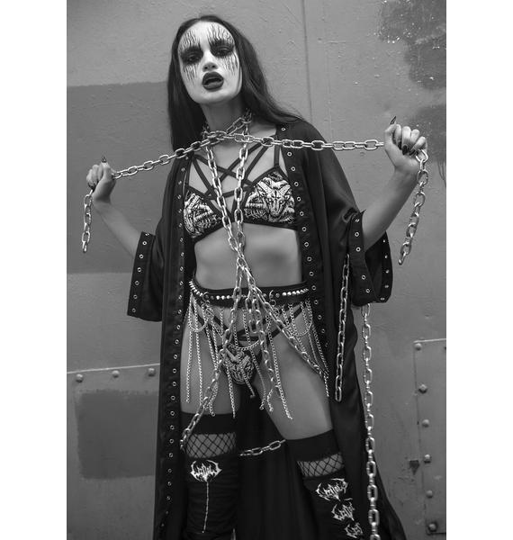 Widow Demon Rising Penta Panties