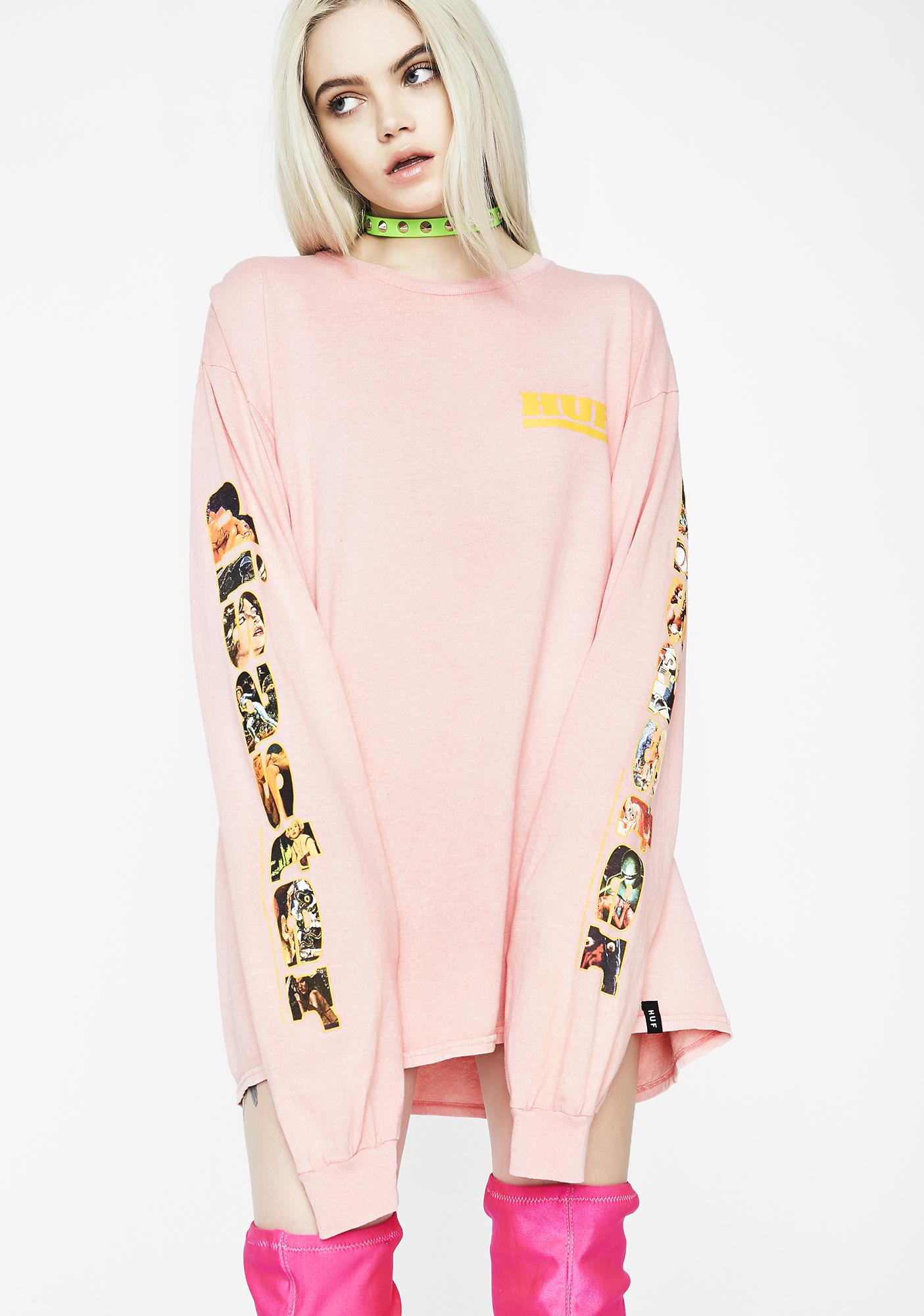 Disaster Long Sleeve Tee by Huf
