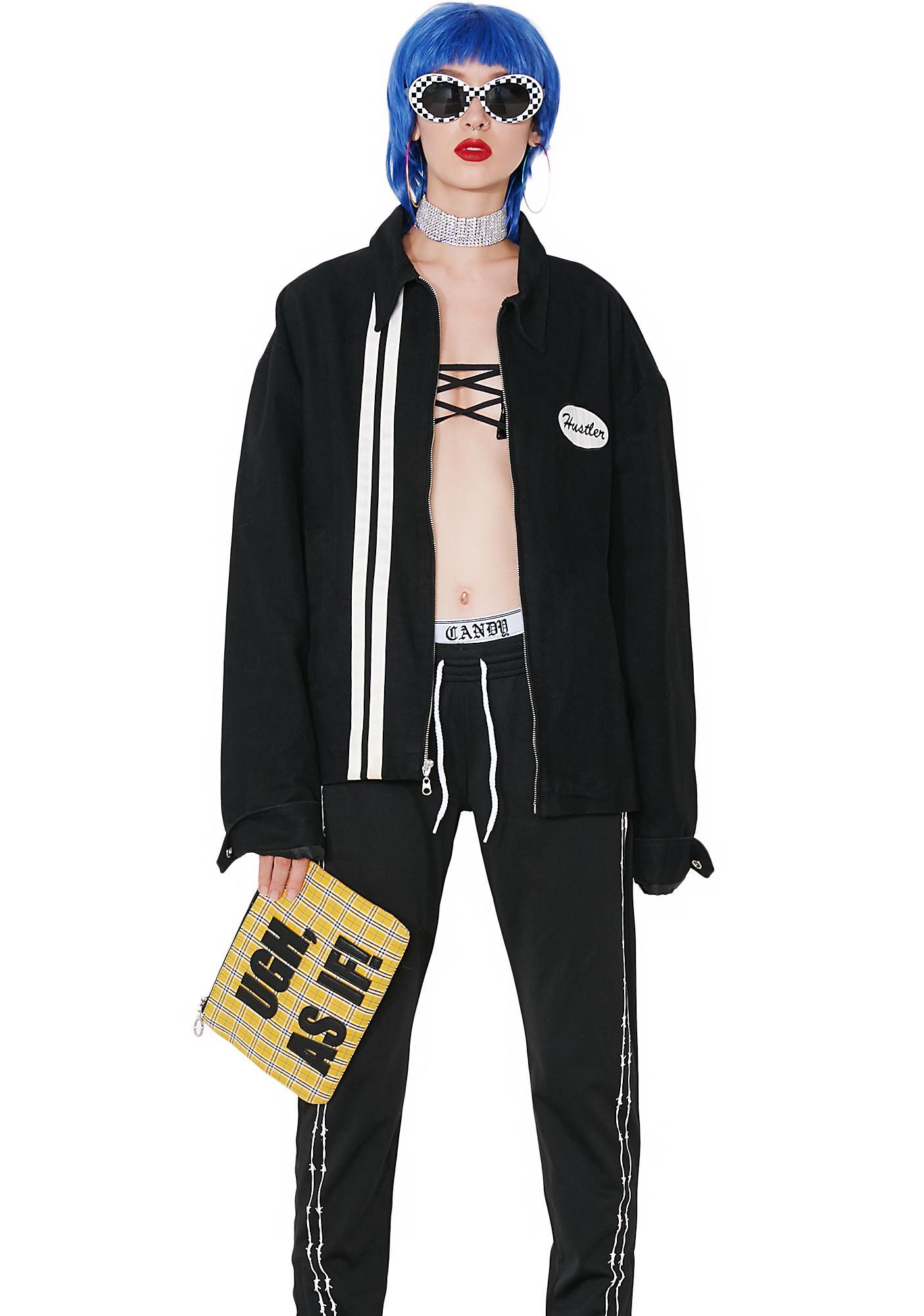 Vintage Hustler Jacket