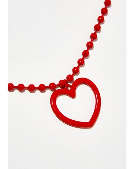 Never Heartbroken Necklace