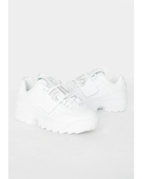 Applique Disruptor II Sneakers