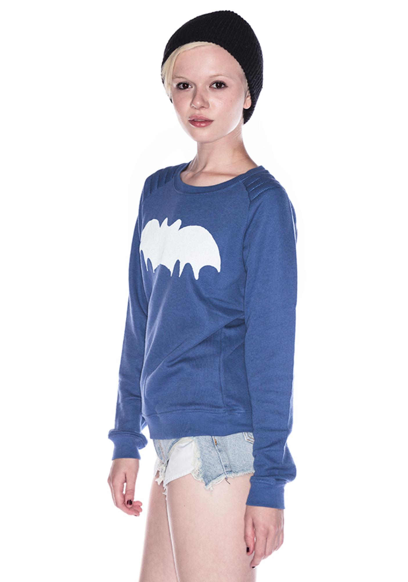 Zoe Karssen Bat Sweater