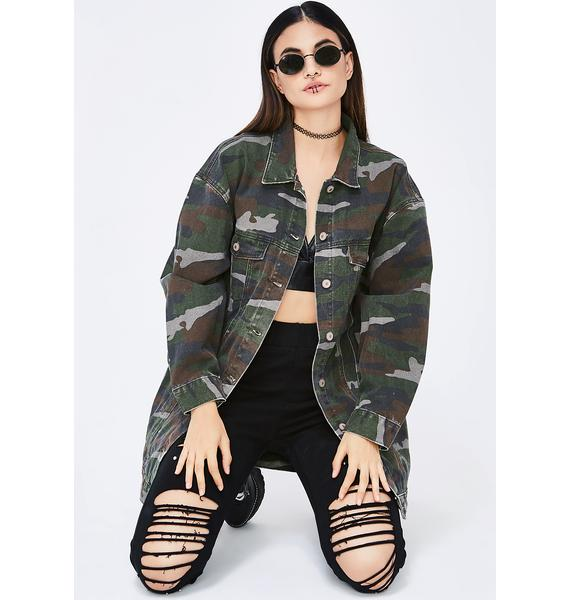 Ready To Aim Camo Jacket