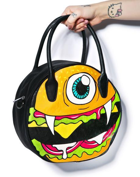 Burgerclops Purse