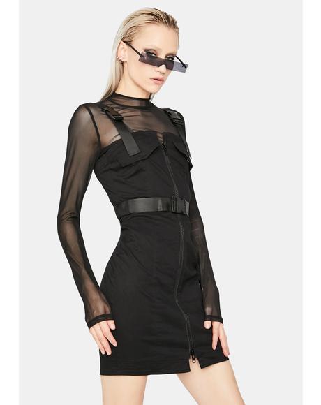 Destiny's Calling Mini Dress