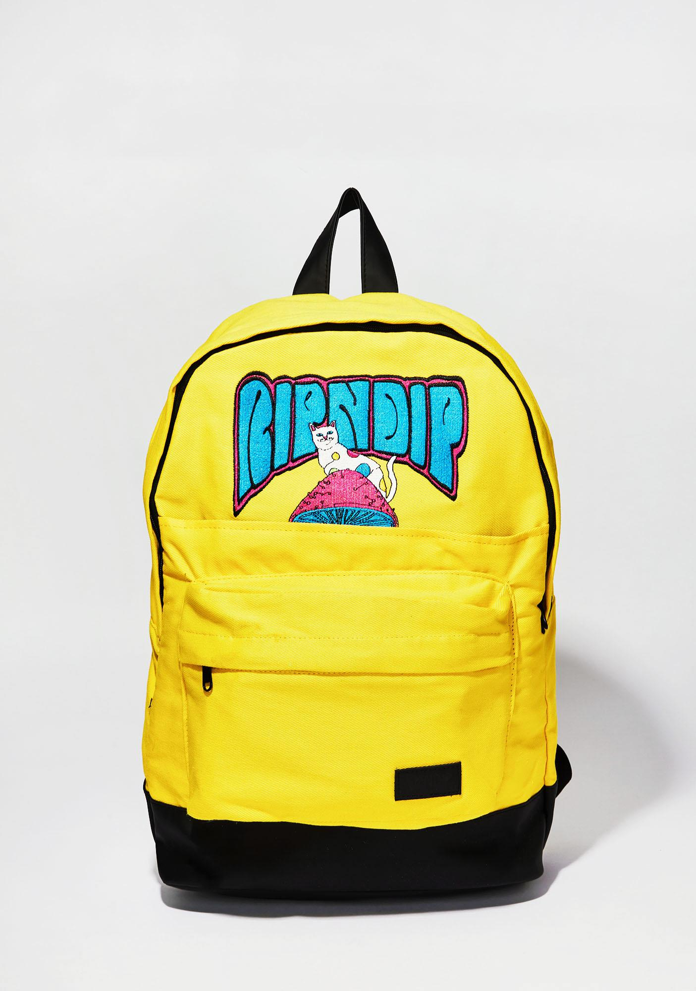 RIPNDIP Psychedelic Backpack