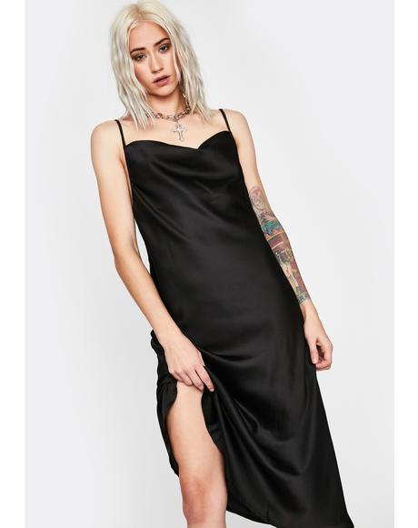 Hopeful Trust Midi Dress