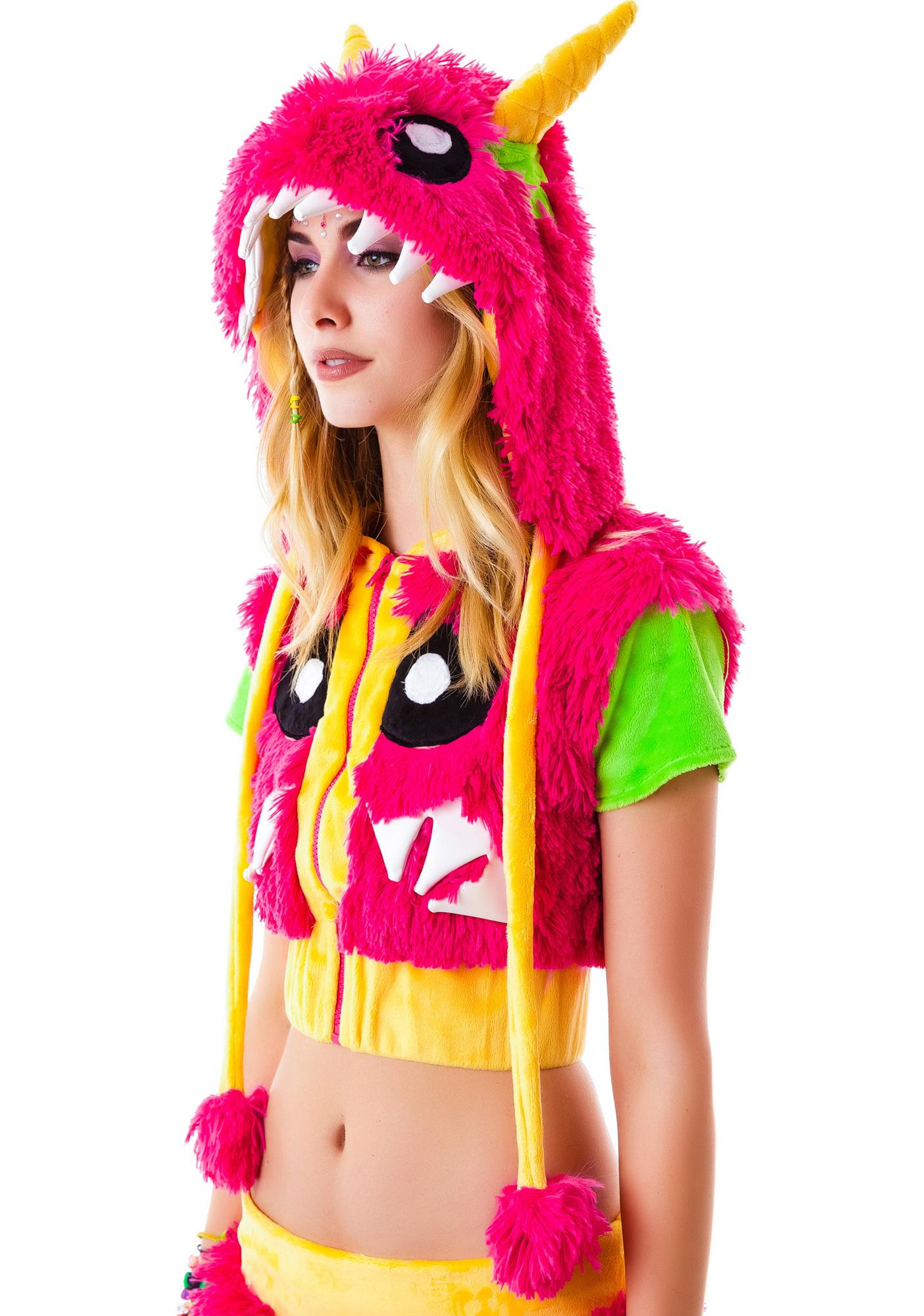 J Valentine I'm a Monster Hood