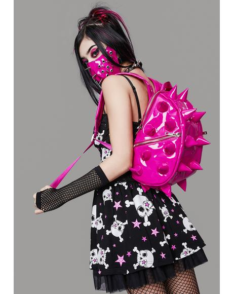 Candy Doomed And Dangerous Spike Backpack