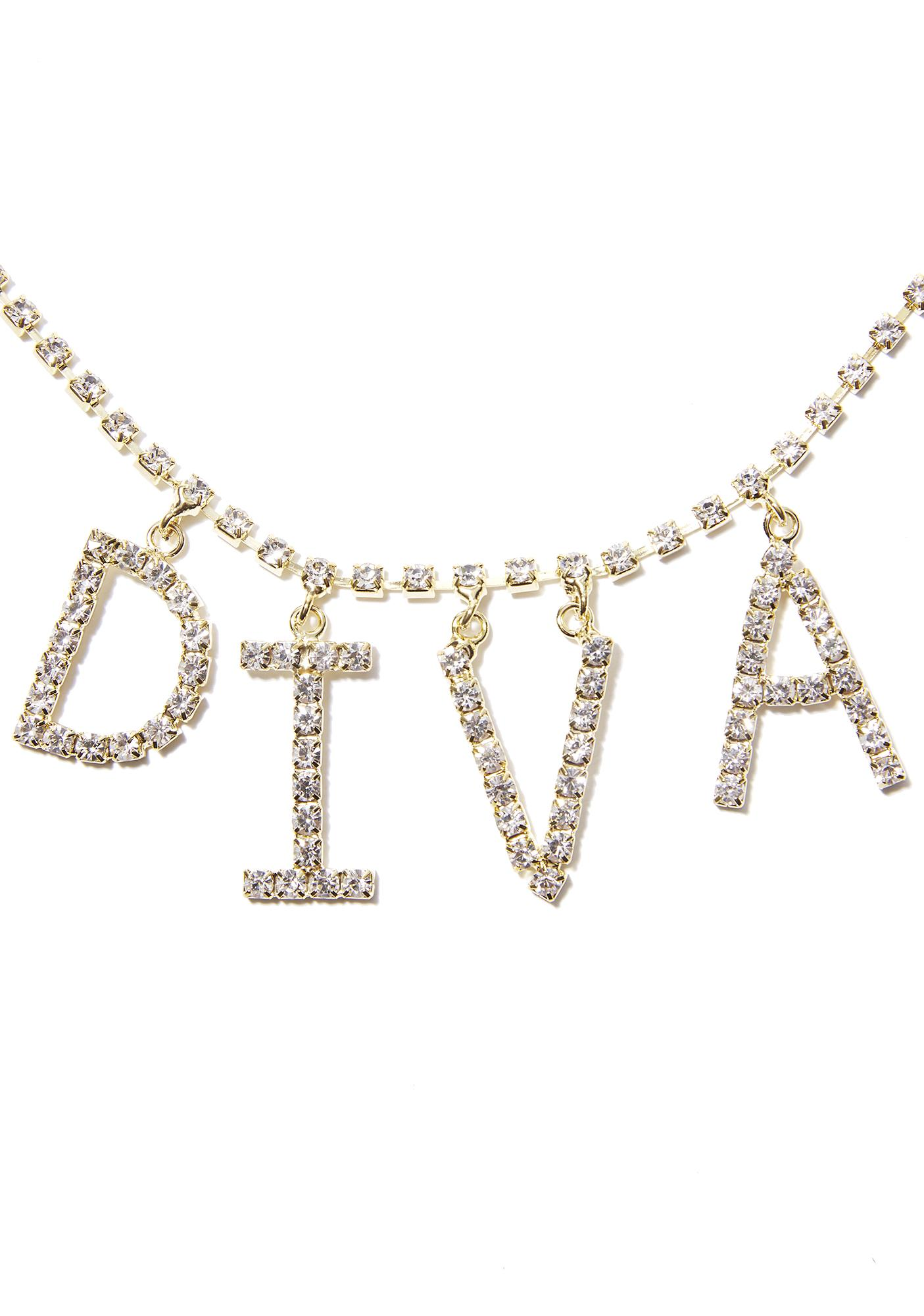 Diva Waist Chain