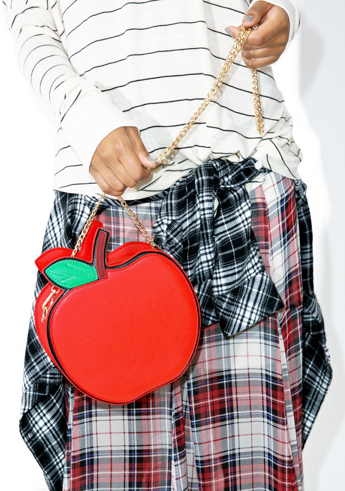 Nila Anthony Apple Bag