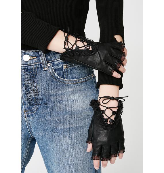 Never Lettin' Go Gloves