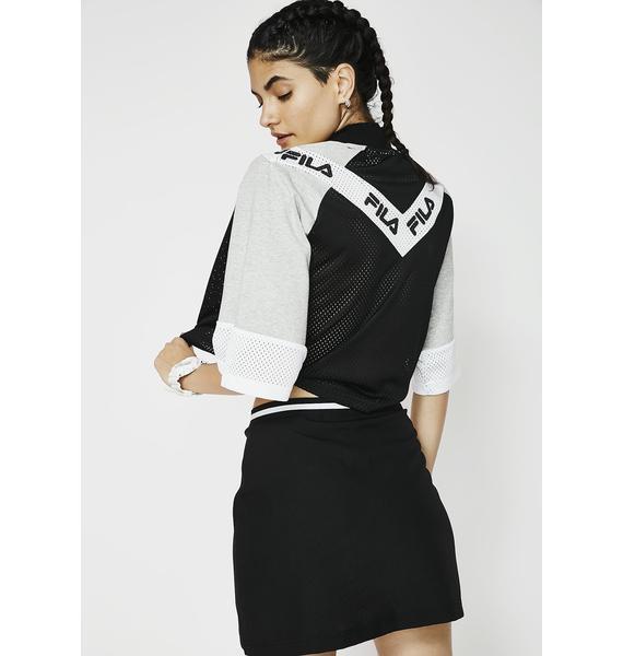 Fila Dark Veronica 2 Pleated Skirt