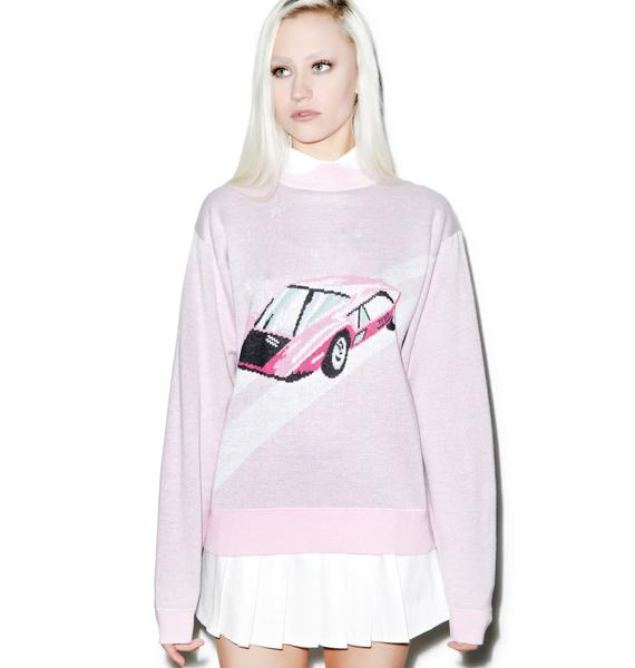 Joyrich Future Tech Knit Crew