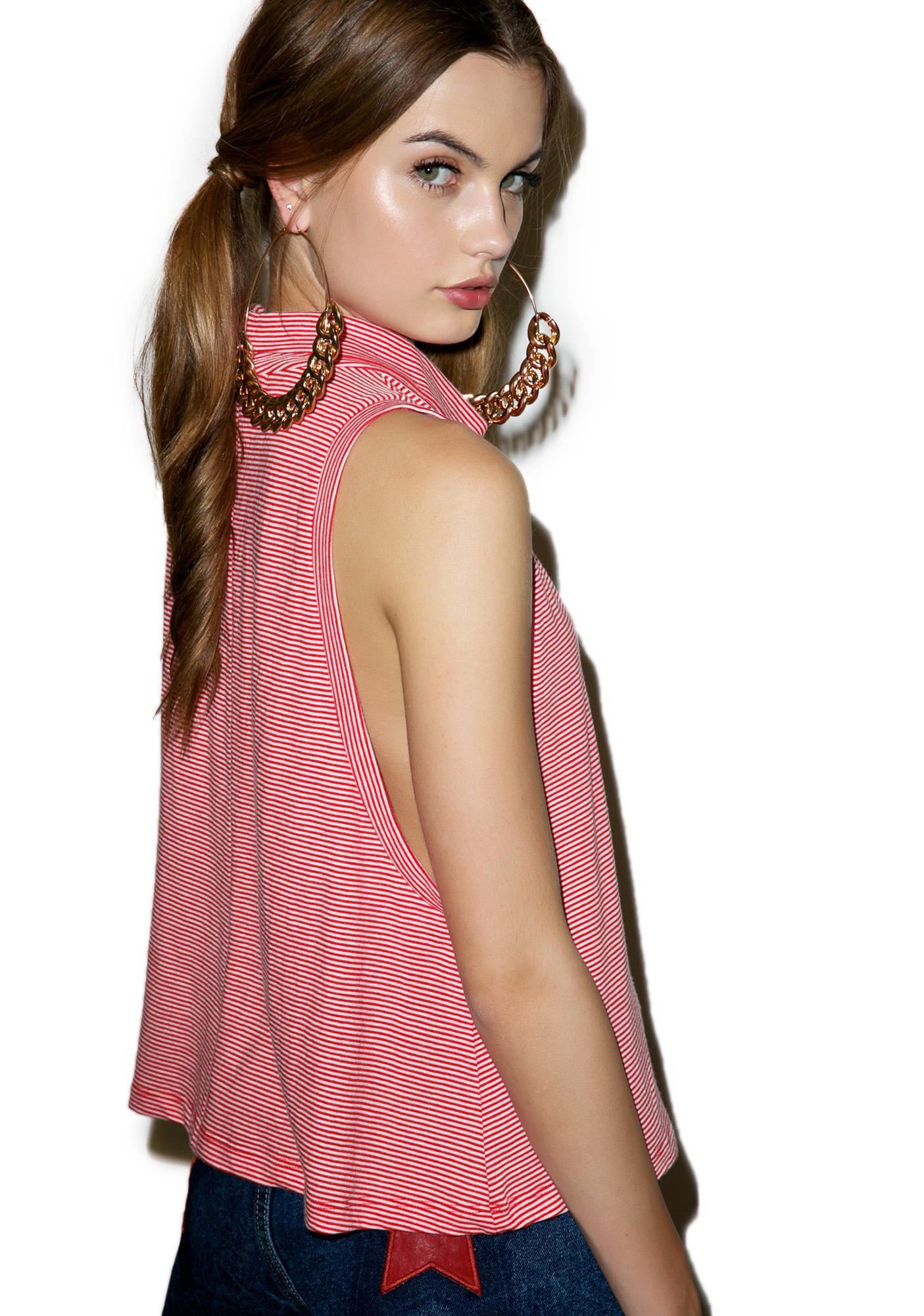 Wildfox Couture Light Up Turtle Tank
