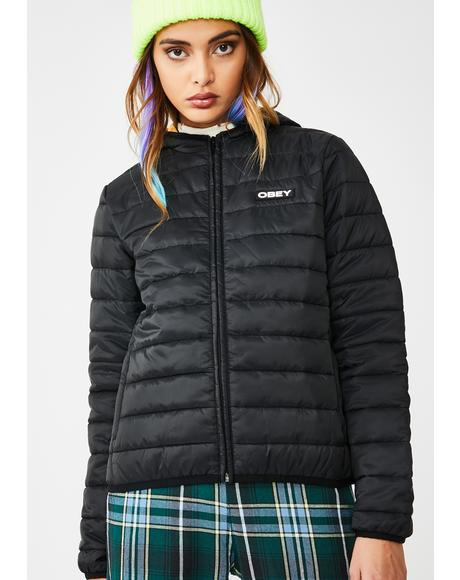 Ascent Puffer Jacket