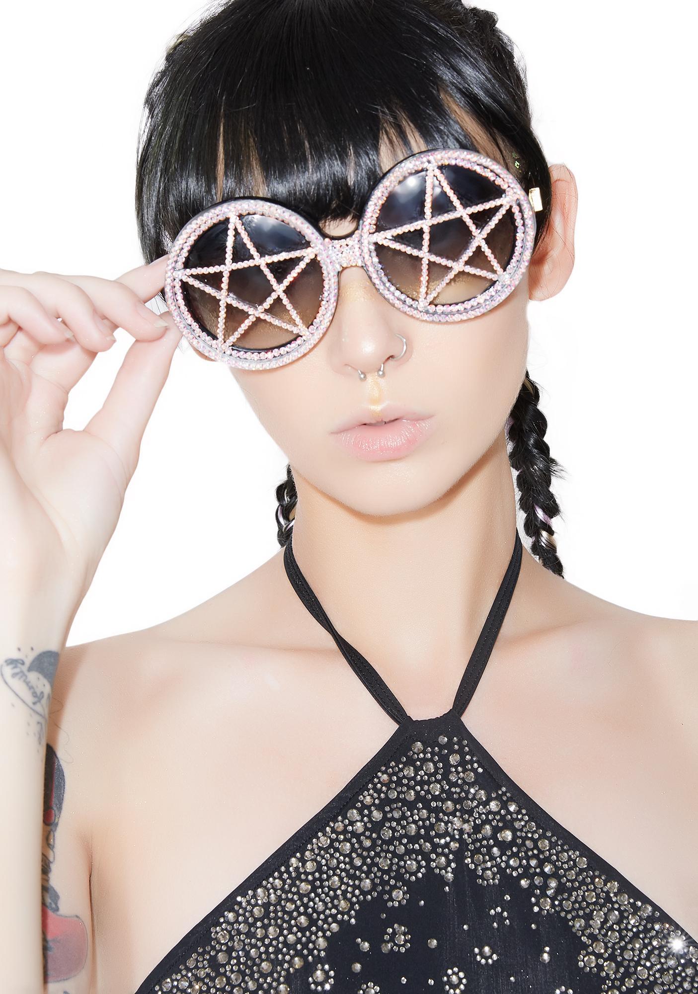 Material Memorie Jinx Sunglasses